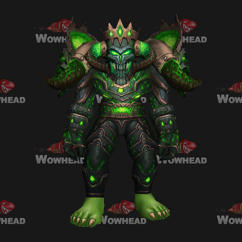sc 1 st  Blizzard Entertainment & Plate Fel energy xmog set? - World of Warcraft Forums