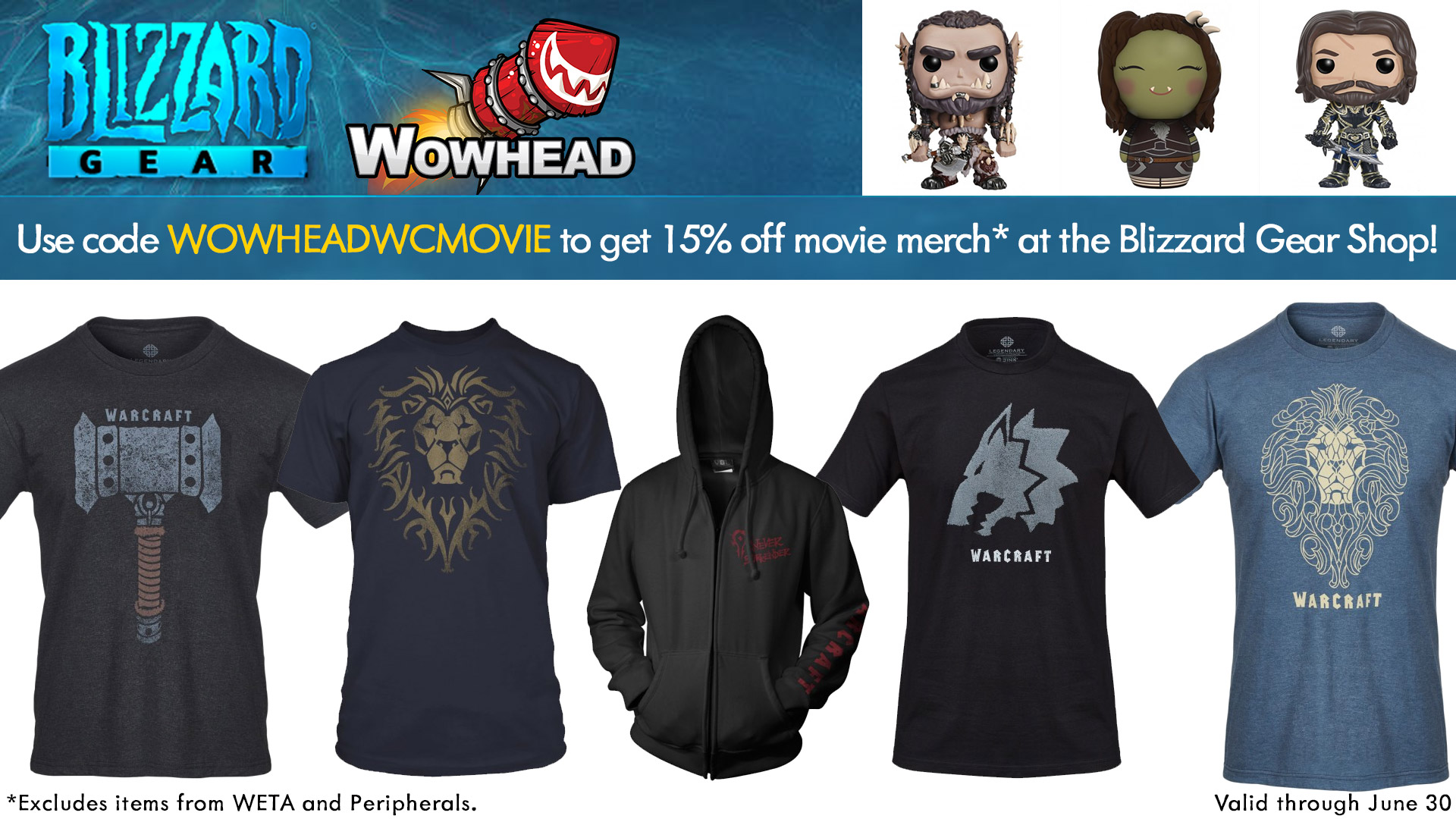 3d0440c0d32753 Discount on Movie Merchandise. Our June discount code to ...