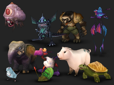 Beginner's guide to world of warcraft vanity pets, purchase easy.