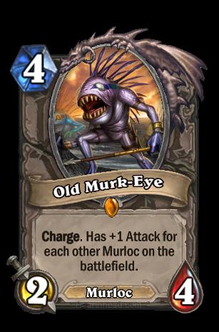 Can U Craft Murloc Knight
