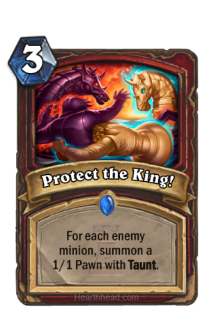 Protect-the-King-Hearthstone