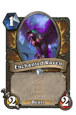 Enchanted-Raven-Hearthstone
