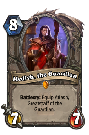 Medivh-the-Guardian-Hearthstone