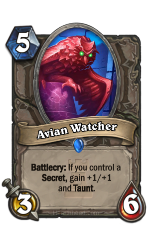 Avian-Watcher-Hearthstone