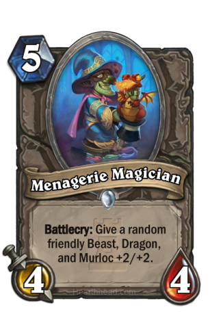Menagerie-Magician-Hearthstone