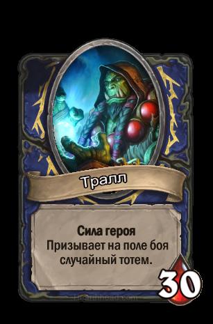 shaman as a hero