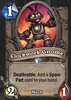 Clockwork Gnome