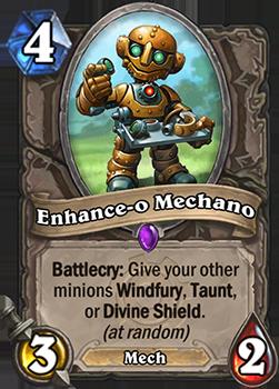 Enhance-o Mechano