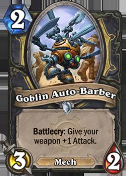 Goblin Auto-Barber