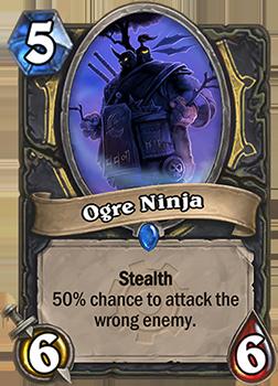 Ogre Ninja