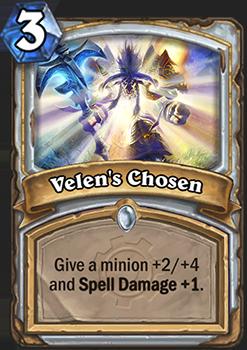 Velen's Chosen