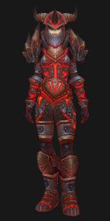 ... with this version of the Colossal Dragonplate Battlegear or Paladins with this version of Battleplate of Radiant Glory that does not require set tokens. & All Transmog Sets for Death Knights - Guides - Wowhead