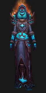 Firelord s vestments transmog set world of warcraft