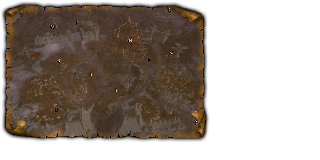 The Unofficial Warlords of Draenor Thread III: The