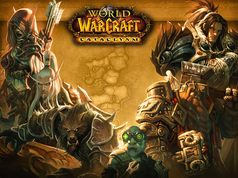 cataclysm beta build 12759 updated continent loading screens
