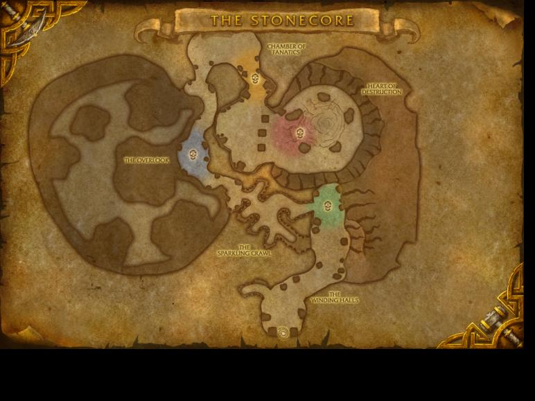 Cataclysm map update new classic cataclysm dungeon raid maps new cataclysm dungeons raids maps gumiabroncs Choice Image