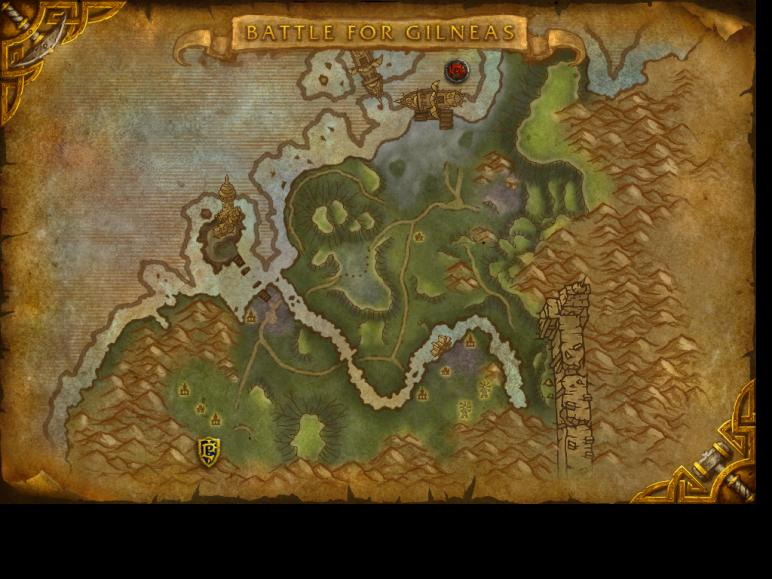 Cataclysm beta build 12539 new icons load screens and maps new changed maps gumiabroncs Images
