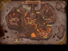 Карта Огненные просторы патч 4.2 wow катаклизм