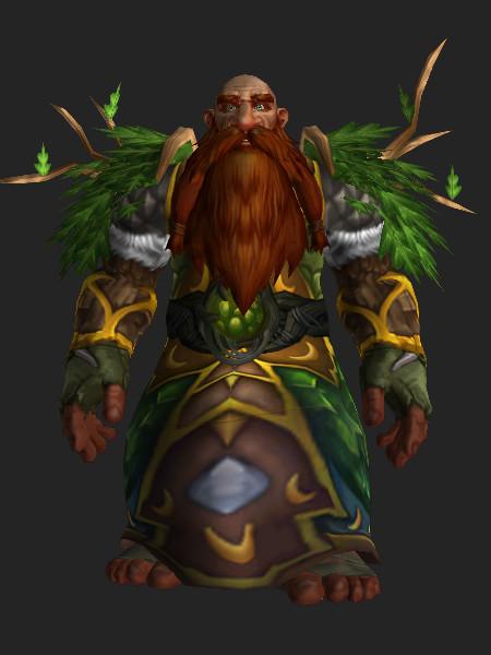 Dwarf Druid Wow