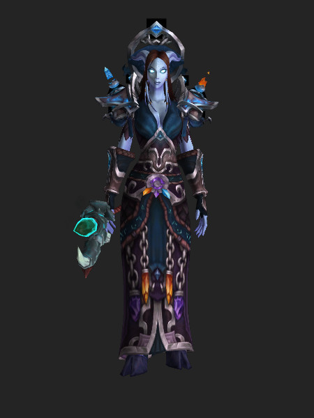 Frost Mage Transmog Set 18 Outfit World Of Warcraft