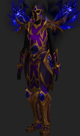 Ren Dorei Void Elf Heritage Armor Transmog Set World Of Warcraft For example, i feel like this mixed look on a void elf warrior looks more appropriate for a plate wearer than the default look. ren dorei void elf heritage armor