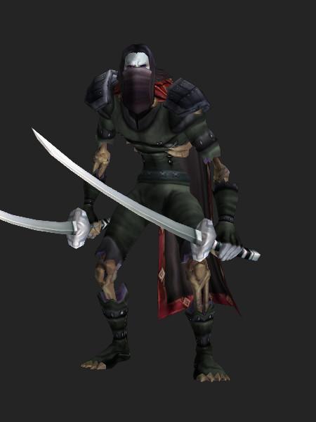 Clefthoof Hide Mask