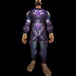 Frostfire Robe Item World Of Warcraft
