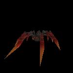 Fire spider