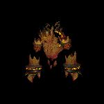 Unbound fire elemental lord