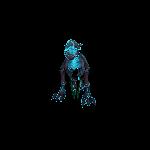 Hellhound (blue)