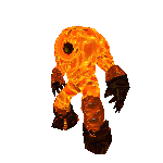 Liquid magma giant