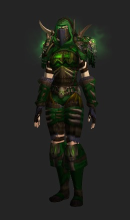 Amani Garb & Transmog Sets - World of Warcraft