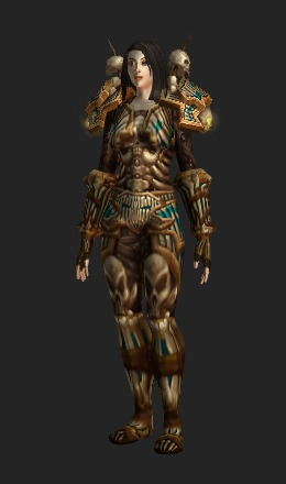 Amani Plate & Transmog Sets - World of Warcraft