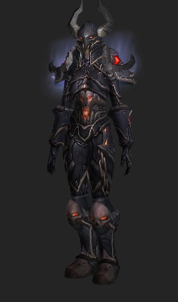 Darkruned Plate Transmog Set World Of Warcraft