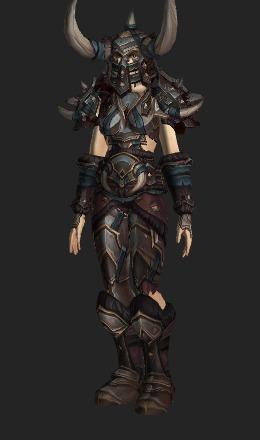 Cataclysmic Gladiator\u0027s Plate Armor & Cataclysmic Gladiator\u0027s Plate Armor - Transmog Set - World of Warcraft