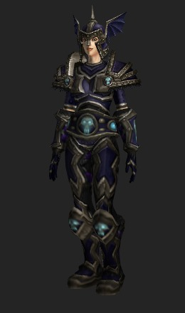 Abandoned Fealty Battleplate (Recolor) & Transmog Sets - World of Warcraft
