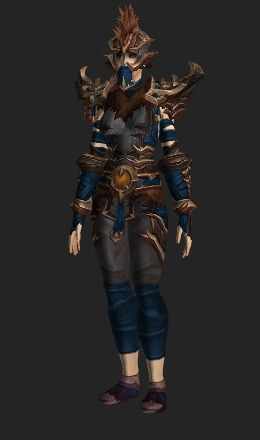 Crafted Gladiator S Gear Leather