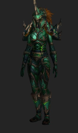 Crafted Malevolent Gladiator S Dreadplate Gauntlets
