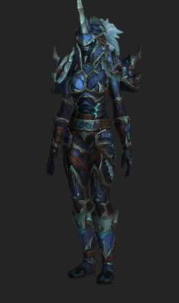 Crafted Malevolent Gladiator S Dreadplate Transmog