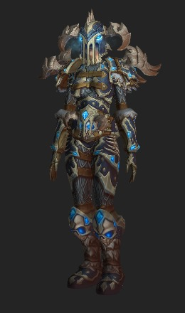 Lich Lord Plate & Challenge Mode Dungeon Transmog Sets - World of Warcraft