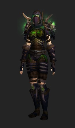 Troll Dungeon Transmog Sets World Of Warcraft