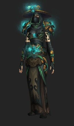 Monk Transmog Sets World Of Warcraft