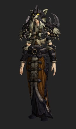 Fabuleux Kor'kron Dark Shaman Armor - Set de transmogrification - World of  QW43