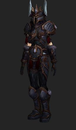Human Female & Battlelordu0027s Plate - Transmog Set - World of Warcraft