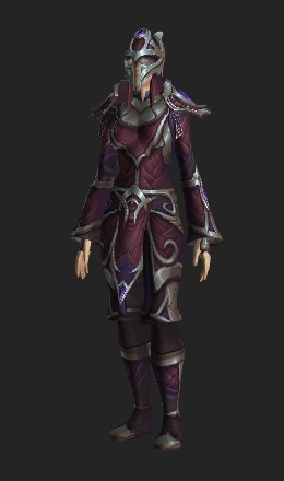 Silkweave Armor Transmog Set World Of Warcraft