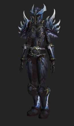 Vindictive Gladiatoru0027s Plate Armor (Elite Recolor) & Legion Season 1 Transmog Sets - World of Warcraft