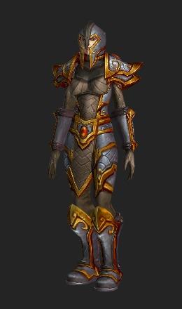 Demonsteel Armor - Transmog Set - World of Warcraft