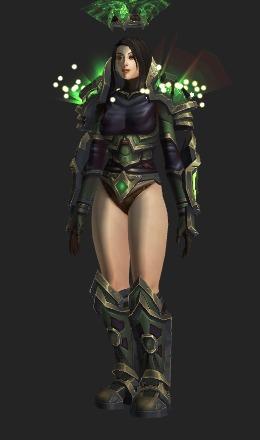 radiant lightbringer armor heroic lookalike transmog set world