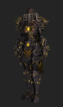 Titanic Onslaught Armor - Transmog Set - World of Warcraft