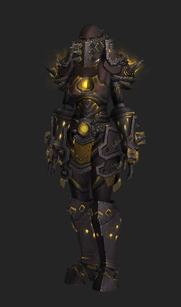 Titanic Onslaught Armor (Normal Lookalike) - Transmog Set - World of ...